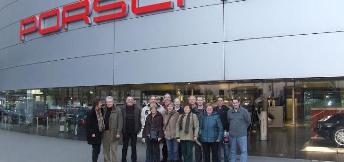 Bezoek Porschefabriek 20070088